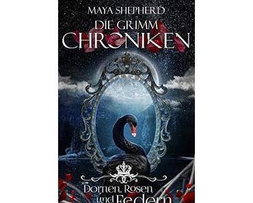 [Kurzrezension] Grimm Chroniken #8 - Das Aschemädchen