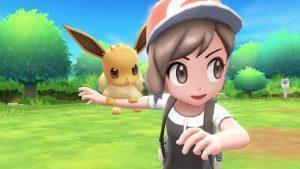 Pokémon Let's Go: Pikachu! & Evoli! auf Nintendo Switch