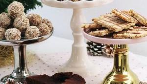Schnelle Weihnachtsplätzchen: Rezepte alle, wenig Zeit haben