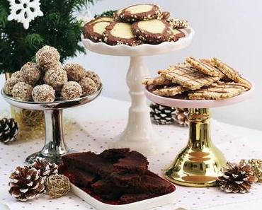 Schnelle Weihnachtsplätzchen: Rezepte für alle, die nur wenig Zeit haben