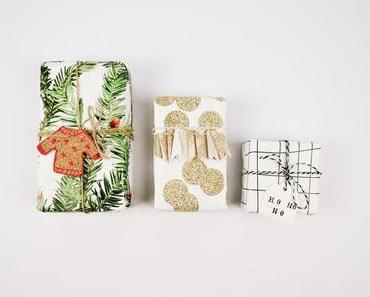 Weihnachtsgeschenke verpacken: 3 kreative Ideen mit JUNIQE