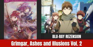 Review: Grimgar, Ashes and Illusions Vol. 2   Blu-ray