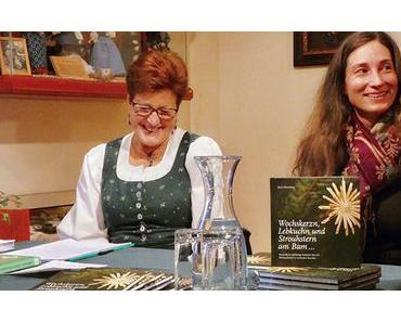 Adventlesung im Heimathaus mit Elfriede Rohringer