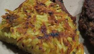 Kartoffel-Kürbis-Rösti