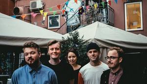 norwegische Band Hajk kündigt neues Album
