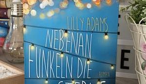 |Rezension| Lilly Adams Nebenan funkeln Sterne