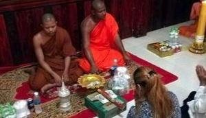 Meinen toten Freund Phnom Penh abgeholt