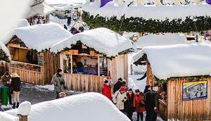 Mariazeller Advent Schneefotos