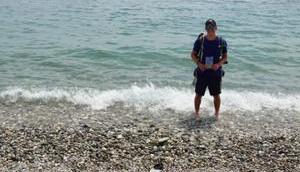 Alpenüberquerung Dalmas Menton