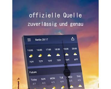 Weather Forecast Pro, Dr. Panda Racers und 6 weitere App-Deals (Ersparnis: 12,72 EUR)