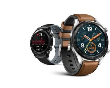 Huawei Watch GT: Neues Firmware-Update bringt neues Watchface
