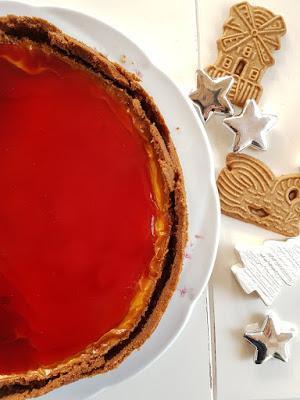 Weihnachts-Cheesecake