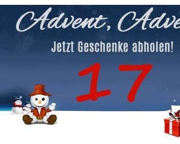 Weihnachtsgiveaway.de mit Adventskalender - 17. Dezember