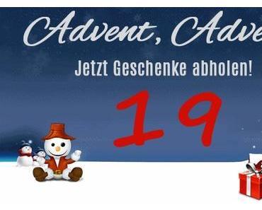 Weihnachtsgiveaway.de mit Türchen 19 vom Adventskalender