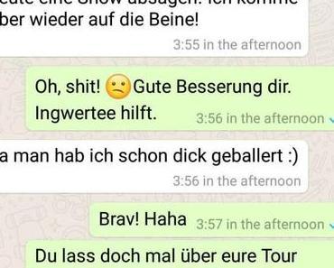 Über Atemrituale und Inspiration – Jonas Pentzek von FIBEL im Whatsapp-Talk