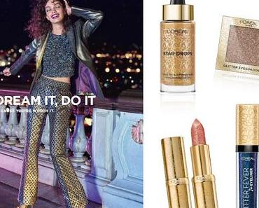 L'Oréal Paris Christmas Look 2018 LE