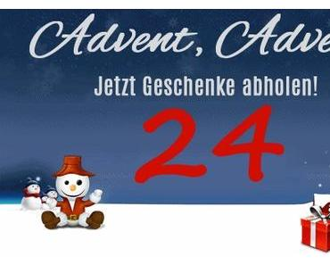 Heiligabend! Weihnachtsgiveaway.de mit Adventskalender