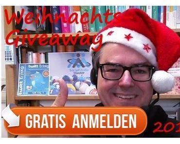 Weihnachtsgiveaway.de mit Adventskalender noch bis Neujahr