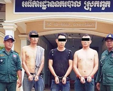 Ausländerkriminalität in Kambodscha 2018
