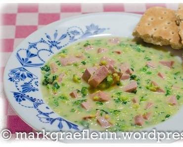 Samstagseintopf: Schwedische Grünkohlsuppe mit Fleischwurst