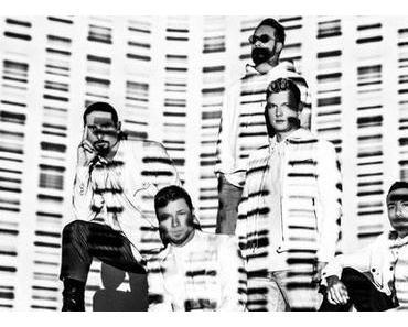 "NEWS: Backstreet Boys veröffentlichen neue Single ""No Place"""