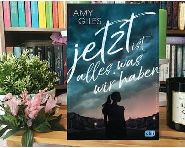|Rezension| Amy Giles - Jetzt ist alles, was wir haben