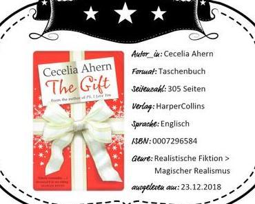 Cecelia Ahern – The Gift