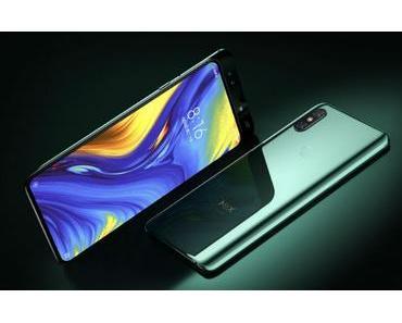 Xiaomi Mi Mix 3 auch in Europa mit sehr attraktivem Preis