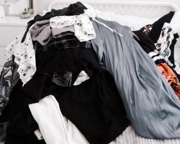 Kleiderschrank Detox.
