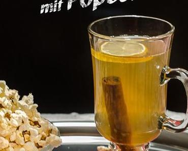 Tag des deutschen Apfels: Apfelpunsch und Zimtzucker-Popcorn