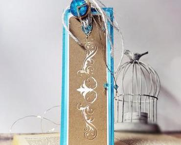 [Gemini] Foilpress Bookmark