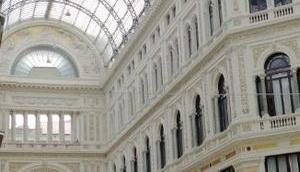 Bahnreise nach Italien Napoli