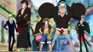 Neue One Piece-Folgen auf ProSieben MAXX!