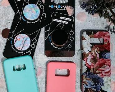 Anzeige | Des Smartphones neue Kleider:  Hüllen und PopSockets von Handhuellen.de!