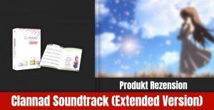 Review: Clannad Soundtrack (Extended Version)