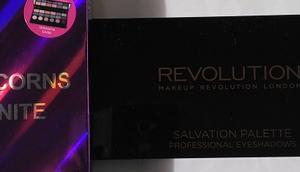 [Werbung] Makeup Revolution Unicorns Unite Eyeshadow Palette