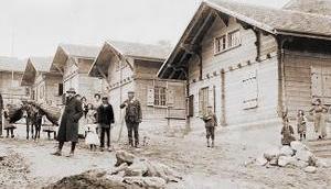 Bahnreise nach Italien grosse Messina-Erdbeben 1908