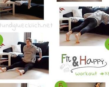 Du bist Couch-Potato? Dann ist dieses Workout für dich!