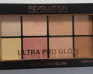 [Werbung] Makeup Revolution Ultra Pro Glow