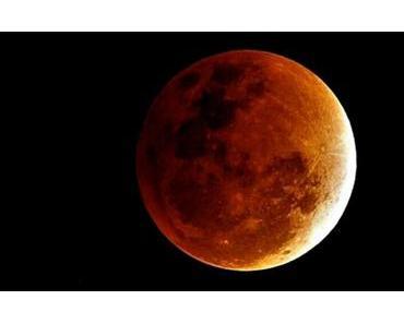 Erinnerung: Heute Nacht ist der Super-Blutmond