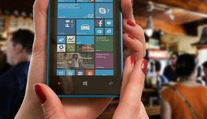 Ende Smartphones Windows Mobile