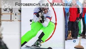 Winterspiele Österreichischen Bundesforste Mariazell Fotobericht