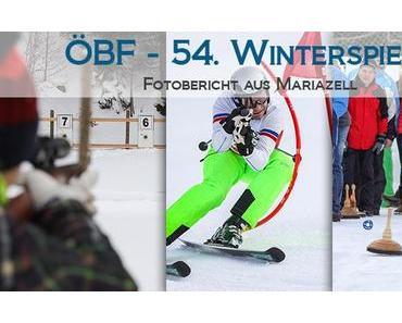 54. Winterspiele der Österreichischen Bundesforste in Mariazell – Fotobericht