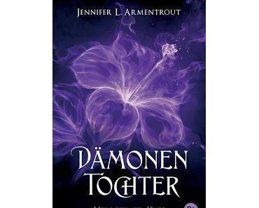 [Rezension] Dämonentochter, Bd. 1: Verbotener Kuss - Jennifer L. Armentrout