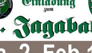 Einladung Jagaball Feb. 2019