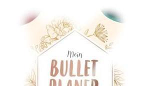 [Rezension] Mein Bullet-Planer Ideen, Ziele Träume
