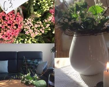 Friday-Flowerday – oder – Floristik reloaded