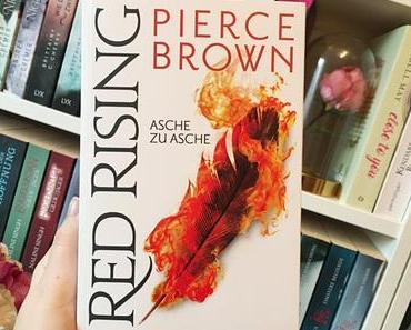 |Rezension| Pierce Brown - Red Rising 4 - Asche zu Asche