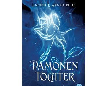 [Rezension] Dämonentochter, Bd. 2: Verlockende Angst - Jennifer L. Armentrout