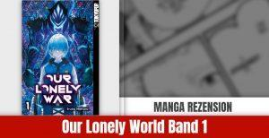 Review zu Our Lonely War Band 1